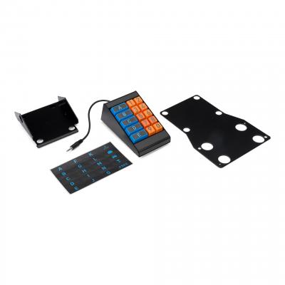 Keyboard mounting plate