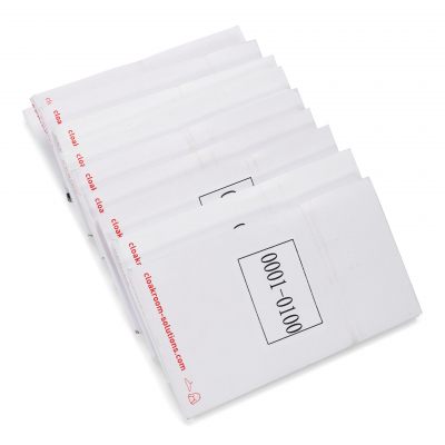 plastic nummers complete set 1-1000