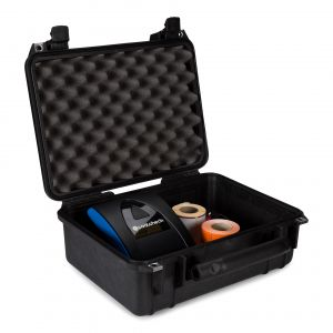 Pelicase for CoatCheck Ticketprinter OneFive or Orange